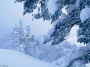 Cảnh tượng tuyết phủ trắng xóa đẹp mắt ở các quốc gia
