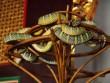 Du khách khóc thét khi đến ngôi đền toàn rắn độc