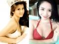 Không thể ngờ bạn gái Quang Lê toàn hoa hậu, hot girl nóng bỏng