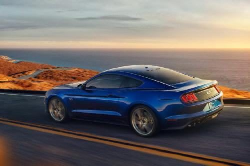 Ford Mustang 2018: Thiết kế mới, hộp số 10 cấp - 6