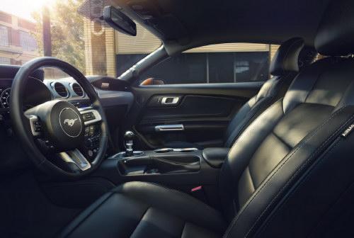 Ford Mustang 2018: Thiết kế mới, hộp số 10 cấp - 7