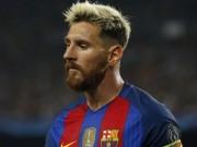 Bóng đá - Đình trệ gia hạn hợp đồng Messi: Barca chơi với lửa