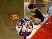 BTC đêm nhạc T-ara lên tiếng về sự cố cháy và xô xát với fan