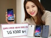 LG công bố smartphone giá dưới 5 triệu đồng