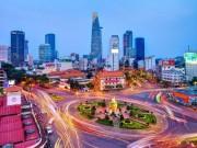 Hà Nội, TP.HCM lọt top thành phố năng động nhất thế giới