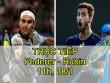 TRỰC TIẾP Federer – Rubin: Hư trương thanh thế