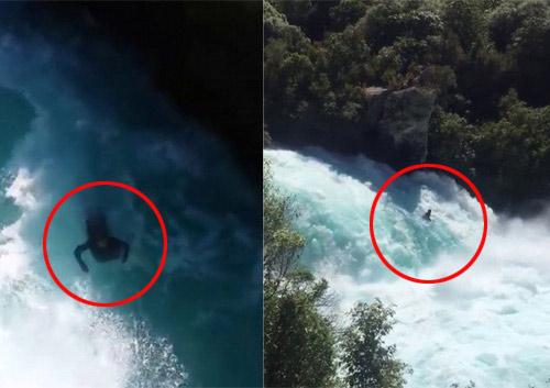 """Mạo hiểm: Lướt trên """"lưng rồng"""" rớt vào đáy hiểm địa - 1"""