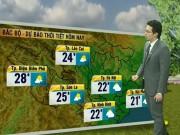 Dự báo thời tiết VTV 19/1: Đêm nay, Bắc Bộ đón không khí lạnh tăng cường