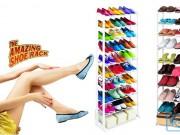 Tuyệt chiêu xếp giày gọn không phải ai cũng biết