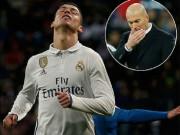 Bóng đá - Real, Ronaldo cáu bẳn ăn vạ: Quả bóng Vàng xấu xí