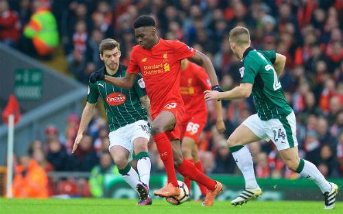 """Chống đối Cúp FA: MU bỏ giải, Liverpool dùng toàn """"trẻ con"""" - 2"""