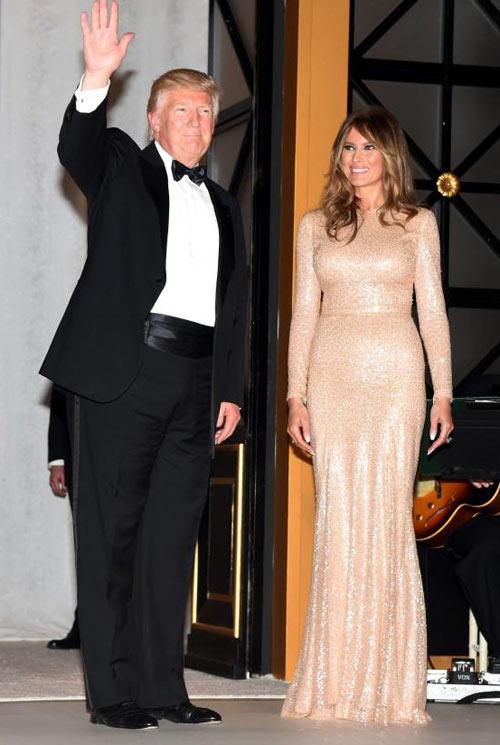 Xiêm y đệ nhất phu nhân Mỹ nào đẹp nhất ngày chồng nhậm chức? - 1