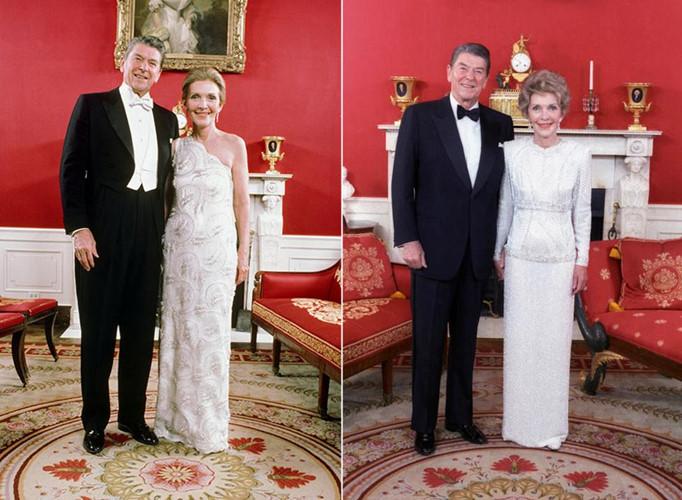 Xiêm y đệ nhất phu nhân Mỹ nào đẹp nhất ngày chồng nhậm chức? - 9