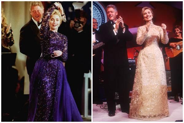 Xiêm y đệ nhất phu nhân Mỹ nào đẹp nhất ngày chồng nhậm chức? - 10