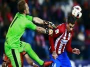 "Bóng đá - Atletico Madrid - Eibar: Tưng bừng phá ""xe bus"""