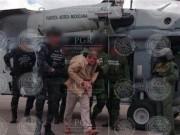 Trùm ma túy Mexico khét tiếng đã bị trục xuất tới Mỹ