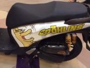 """Ngắm Honda SH khoe """"áo mới' với chú 'rồng Pikachu'"""
