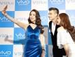 Sao Việt mê mẩn selfie với bộ đôi camera trước 20MP của Vivo V5Plus