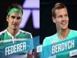 """TRỰC TIẾP Federer - Berdych: Lo cho """"Tàu tốc hành"""""""