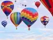 Bay trên không cùng khinh khí cầu tại Đầm Sen