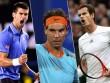 """Djokovic thua đau: Murray """"thống trị"""", Nadal sáng cửa"""