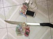 An ninh Xã hội - Bắt nhóm chém người, cướp điện thoại ở cầu Rạch Miễu
