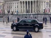Tổng thống Donald Trump sử dụng xe gì trong lễ nhậm chức?