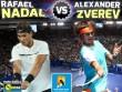 TRỰC TIẾP tennis Zverev - Nadal: Cẩn tắc vô áy náy