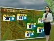 Dự báo thời tiết VTV 21/1: Bắc Bộ rét khô, Trung Bộ rét ẩm
