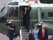 Giây phút Trump tiễn Obama trở về cuộc sống đời thường