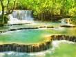 Phong cảnh đẹp ở Lào khiến du khách xao lòng