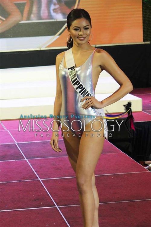Ngả ngửa với loạt mỹ nhân kém sắc ở Hoa hậu Hoàn Vũ 2016 - 2