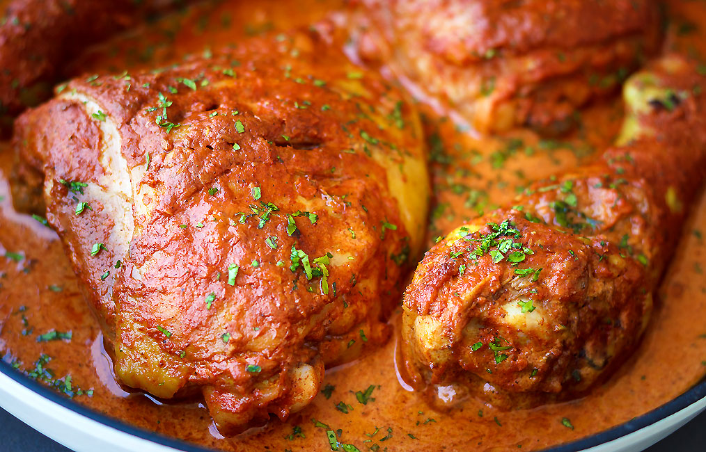 Cách làm gà nướng Tandoori ngon chuẩn vị Ấn Độ - 2
