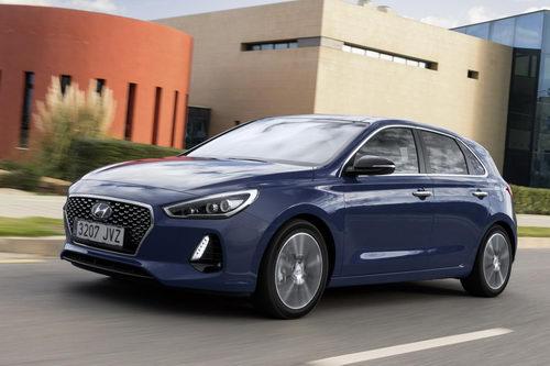 Hyundai i30 phien ban 2017 se xuat hien o Chau Au vao thang 01 nam nay