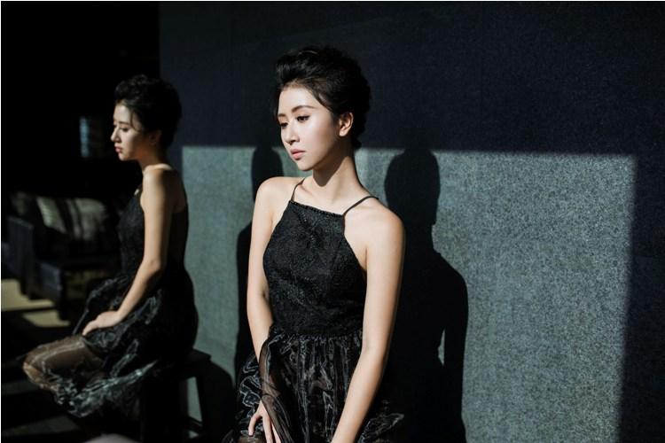 Hot girl Quỳnh Anh Shyn mặc bodysuit khoe chân thon dài tuyệt đẹp - 10