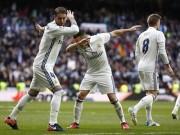 Bóng đá - Real thắng trở lại: Ramos đỉnh cao, Ronaldo vực sâu