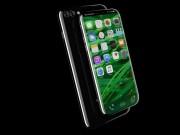 Thời trang Hi-tech - iPhone 8 đẹp rụng rời, có cảm biến võng mạc