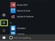 Phương pháp đồng bộ hóa cài đặt trên Windows 10