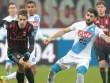 Milan - Napoli: 3 phút giành 3 điểm