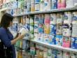 Bình ổn giá sữa cho trẻ em dưới 6 tuổi đến hết tháng 3