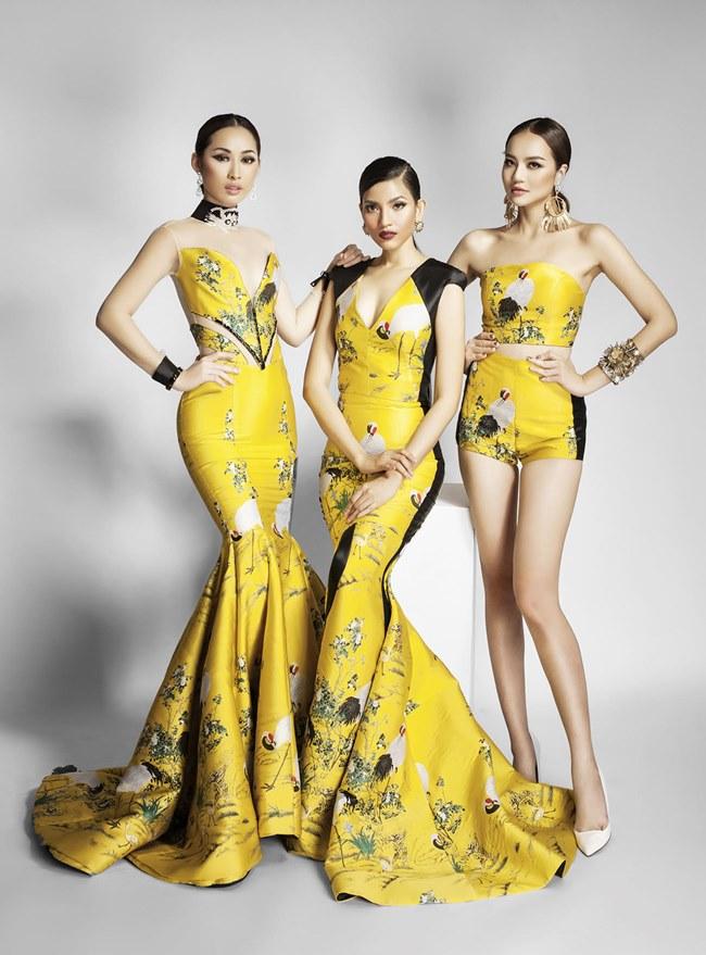 Dàn hoa hậu, mẫu Việt đọ sắc bên Hoa hậu Trái đất - 7