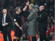 Arsene Wenger đẩy trọng tài: Lời xin lỗi muộn màng