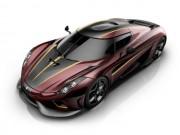 """Tin tức ô tô - Ngắm Koenigsegg Regera màu đỏ Bordeaux cực """"độc"""""""