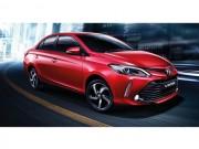 Tin tức ô tô - Toyota Vios 2017 ra mắt, giá từ 390 triệu đồng