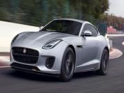 Tin tức ô tô - Jaguar F-Type 2018 nâng cấp lộ diện