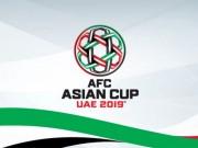 Vòng loại Asian Cup 2019: Việt Nam vào bảng đấu dễ