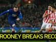 """Tiêu điểm V22 NHA: Rooney và trọng tài """"gây bão"""""""
