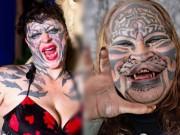 Khiếp sợ những dị nhân thẩm mỹ ''lột xác'' thành quái vật