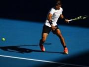 """Thể thao - Nadal """"vẽ trái chuối"""" mê hoặc ở Australian Open"""