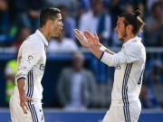 Bóng đá - Real Madrid: Bale tái xuất, kích hoạt lại Ronaldo